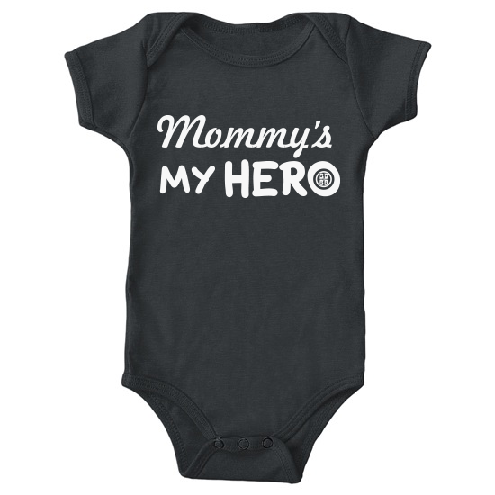 Mommys My Hero_black mockup